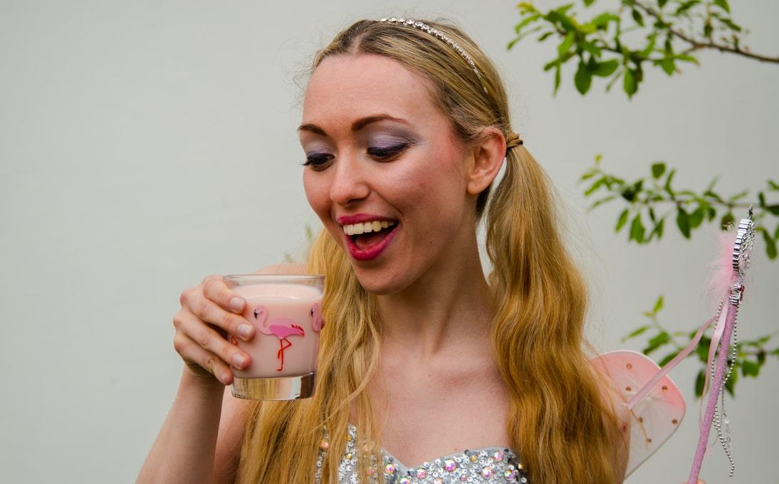 Princess Party Drink Ideas