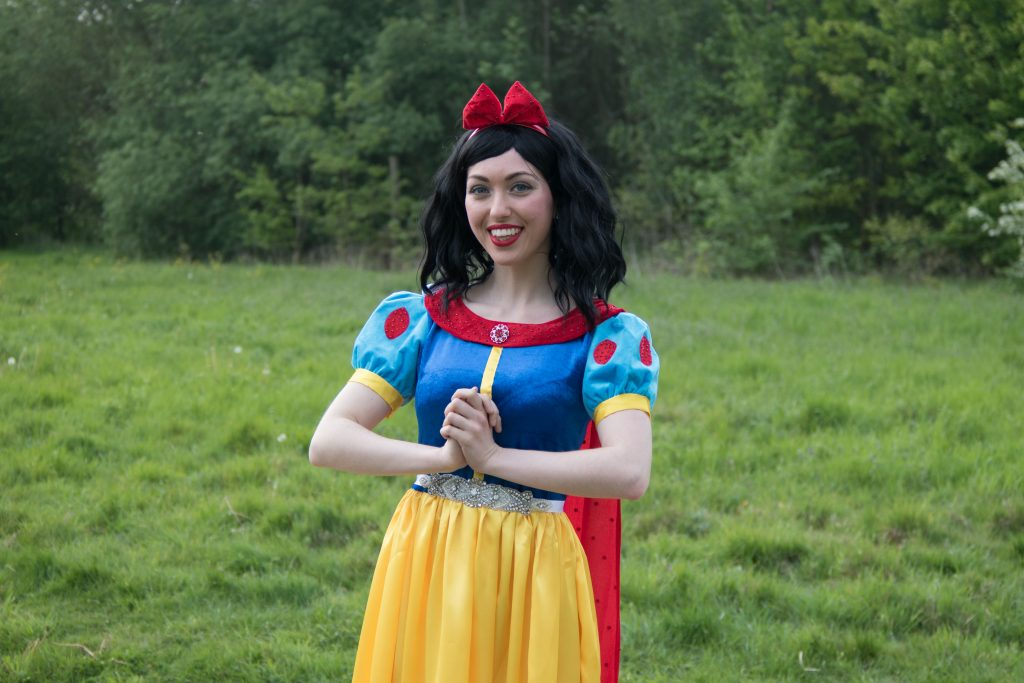 Snow White Princess Cowtu