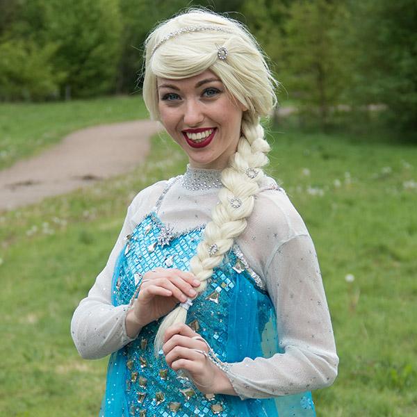 Snow Queen Princess