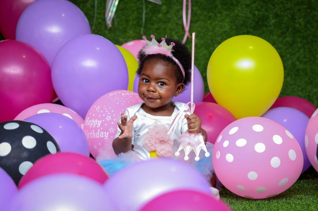Princess Party Photos